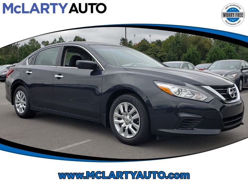 Superb ... Front Wheel Drive Sedan. Pre Owned 2018 NISSAN ALTIMA 2.5 S SEDAN