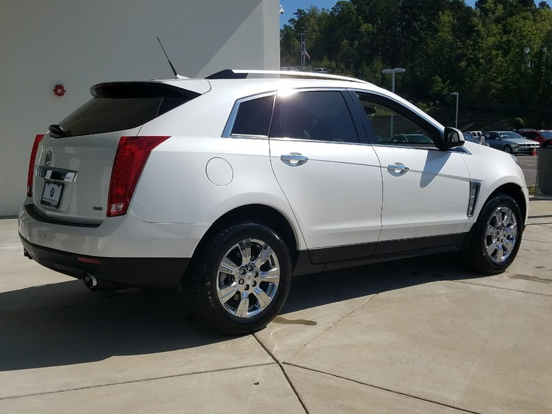 Pre Owned 2014 CADILLAC SRX FWD 4DR LUXURY COLLECTION