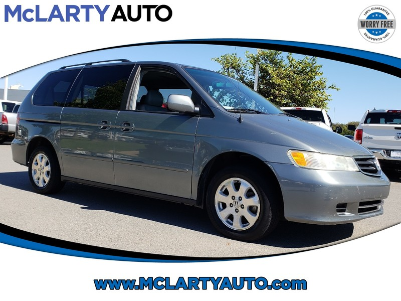 Pre Owned 2002 Honda ODYSSEY 5DR EX L W/LEATHER