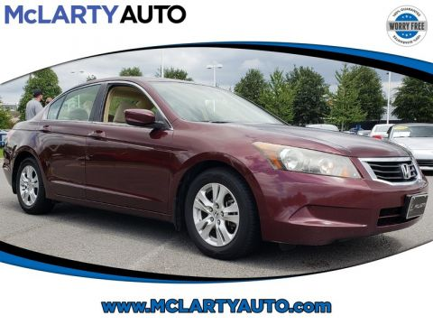 Pre Owned 2008 Honda ACCORD LX P